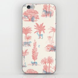 Where they Belong - Pastel Colors iPhone Skin