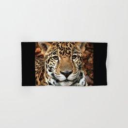 Jaguar Hand & Bath Towel