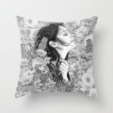 Last Forever Throw Pillow