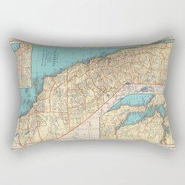 Local Motion Rectangular Pillow