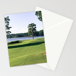 11 Fairway Stationery Cards