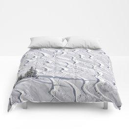 Powder tracks Comforters