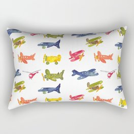 Skavsta Airport Rectangular Pillow