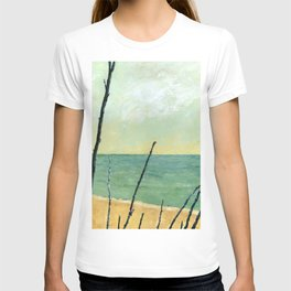 Branches on the Beach T-shirt