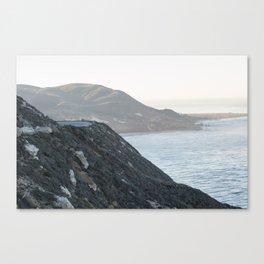 Big Sur Morning Canvas Print
