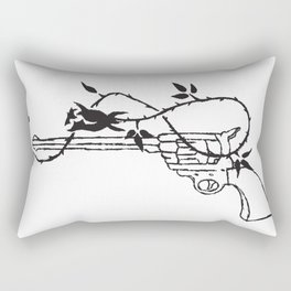 Rose Magnum Rectangular Pillow