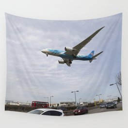China Southern Boeing 787 Wall Tapestry