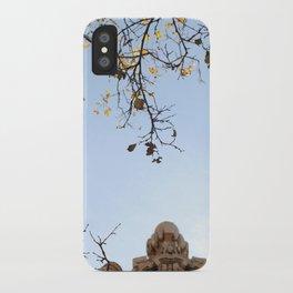 Leap iPhone Case