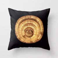 chandelier Throw Pillows featuring chandelier by Minimum