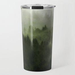 Drift - Green Mountain Forest Travel Mug