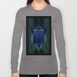 I found the Sky in a Forest Long Sleeve T-shirt