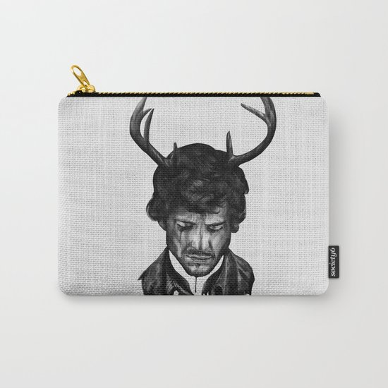 Save Will Graham Carry-All Pouch
