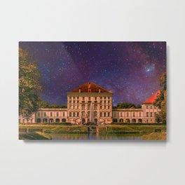 Nympfenburg Palace - Munich Metal Print