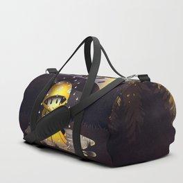 Rain Drops Duffle Bag