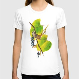 White-crowned Sparrow Bird T-shirt