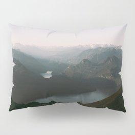 Wild Mountains Pillow Sham