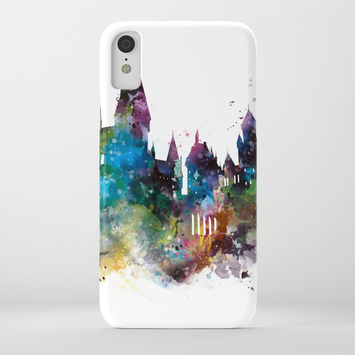 hogwarts 2 iphone case