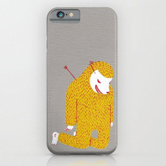 Everything is my fault iPhone & iPod Case