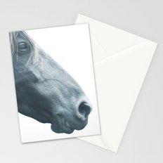 Horse head - fine art print n° 2 Stationery Cards