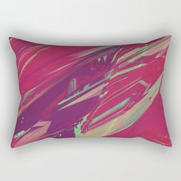 Blazing Marble 01 Rectangular Pillow