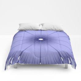Periwinkle Flower Comforters