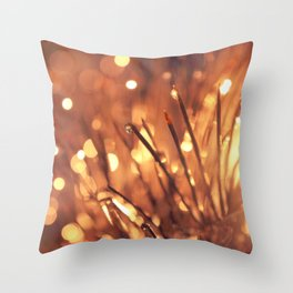 Jingle Throw Pillow