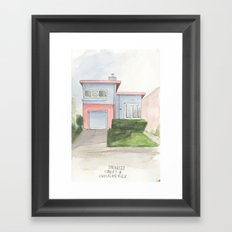007.  Framed Art Print