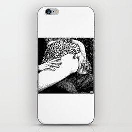asc 665 - Les rendez-vous du crépuscule (Visitors in the twilight) #04 iPhone Skin
