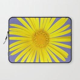 Daisy doronicum orientale Laptop Sleeve