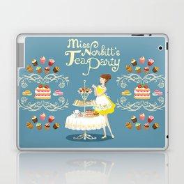 Miss Norbitt's Tea Party Laptop & iPad Skin
