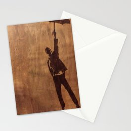 Flying Man Stationery Cards