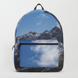 Mountain Clouds // Landscape Photography Backpack