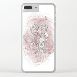 Tame Clear iPhone Case
