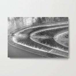 Pulteney Weir River Avon Metal Print