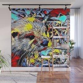 Color Kick - Otter Wall Mural