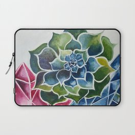 Succulents & Crystals Laptop Sleeve