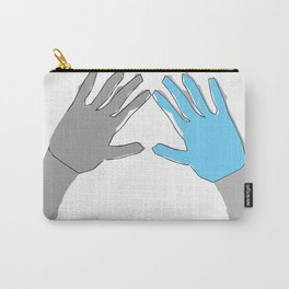 Perfection is Boring Carry-All Pouch