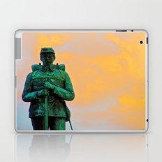 A Soldier's Sunset Laptop & iPad Skin