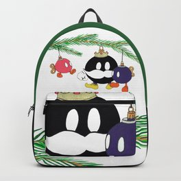 Christmas' Bobomb Backpack