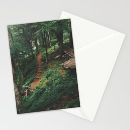 Fairytale Forest, Isle Of Mull Stationery Cards