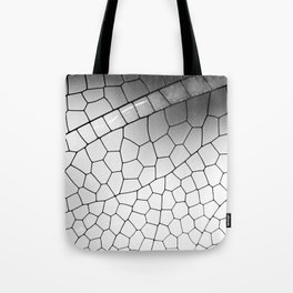 Wing of a dragonfly  Tote Bag