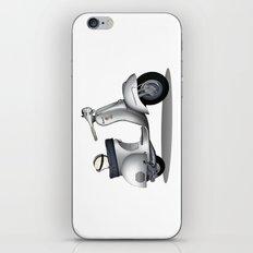 My faith, my voice, vespa my choice ! iPhone & iPod Skin