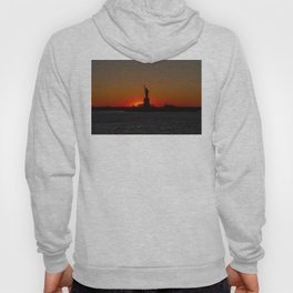 Sun Sets on Liberty Hoody