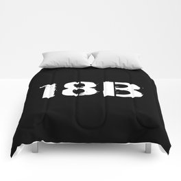 18B Special Forces Comforters