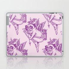 Stupid Pug Cupid Laptop & iPad Skin