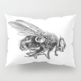 The Fly Pillow Sham