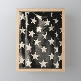 Stars Framed Mini Art Print