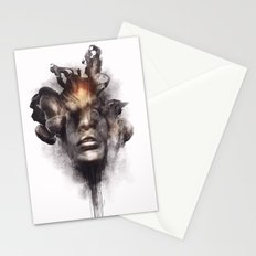 Portrait 16 Stationery Cards