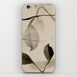 The smallest seed of faith is better than the largest fruit of happiness. iPhone Skin
