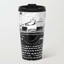 Shakespeare and Company Travel Mug